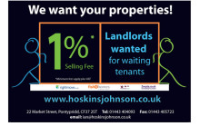 Hoskins Johnson Estate agents