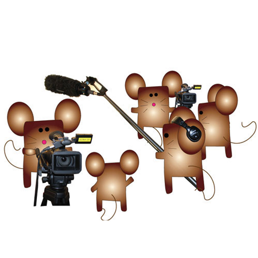 Illustration created for production company 'Big Mouse Productions'